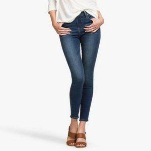Lucky Brand Olivia Skinny Dark Wash Jeans